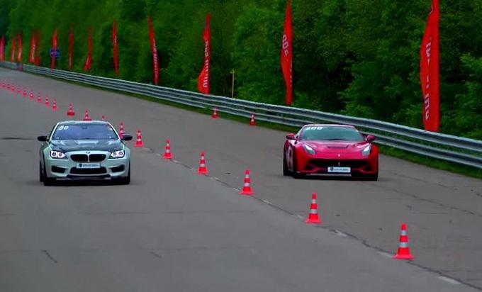 BMW M6 RS800 PP-Performance sfida tutti in velocità [VIDEO]