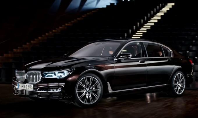 Nuova BMW Serie 7 by BMW Individual