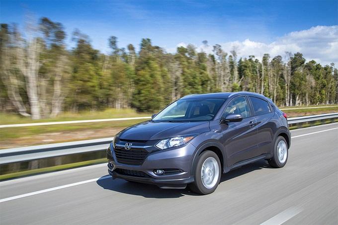 Honda HR-V, da quest'estate si potranno montare anche i Falken ZIEX ZE914 ECORUN