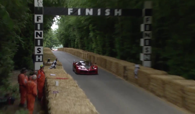Ferrari a Goodwood 2015: dove regnano le emozioni dei velocisti [VIDEO]