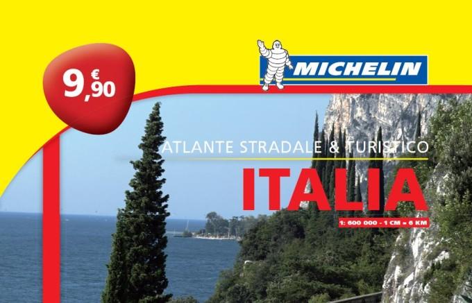 Michelin lancia il nuovo Atlante Italia