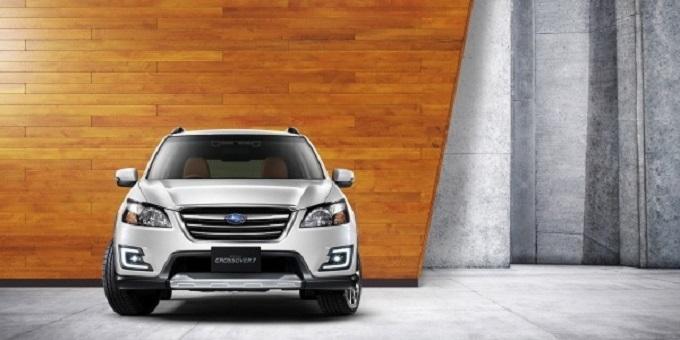 Il Subaru Crossover 7 è stato premiato con ASV+ dal programma JNCAP