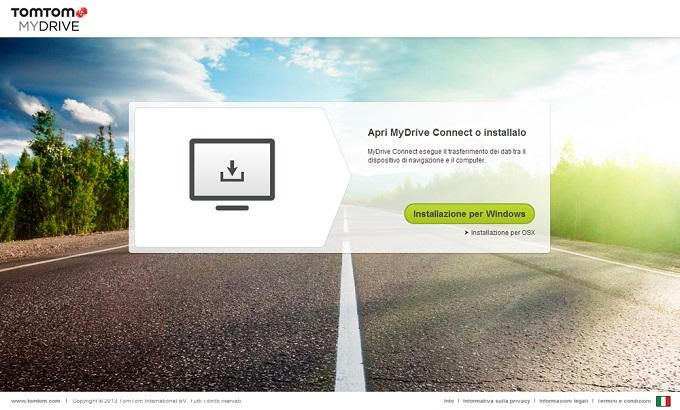 TomTom MyDrive, il nuovo passo avanti verso le mappe in tempo reale