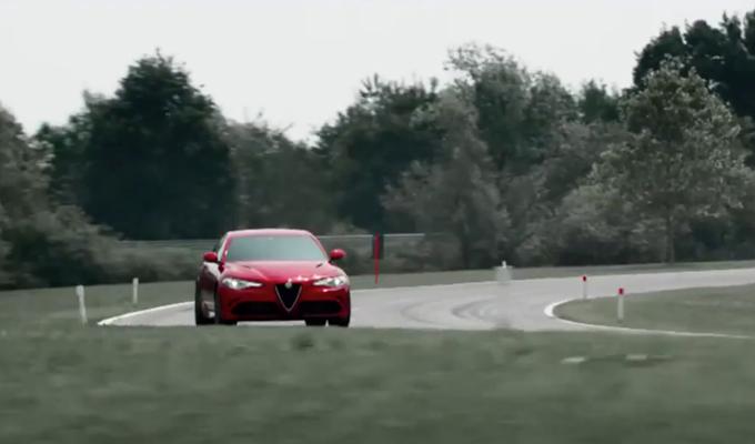 Alfa Romeo Giulia Quadrifoglio: il suono di un cuore grintoso [VIDEO]