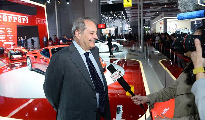 Ferrari: Amedeo Felisa lascia l'incarico di amministratore delegato a settembre?
