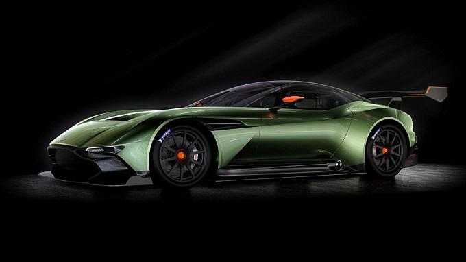 Aston Martin Vulcan, la versione stradale non è poi così certa