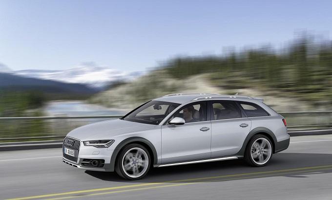 Audi, all'orizzonte una serie di modelli Allroad