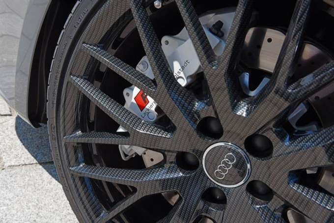 Audi Rs3 Sportback Esemplare Unico Con Cerchi In Fibra Di Carbonio