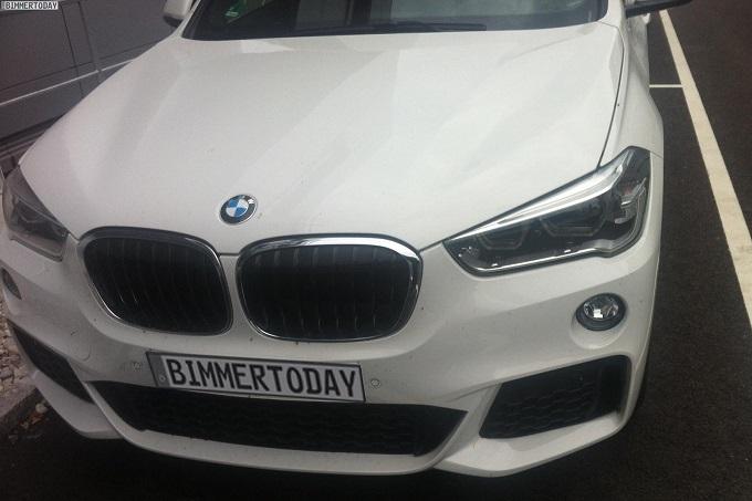 BMW X1 M Sport - Foto Spia