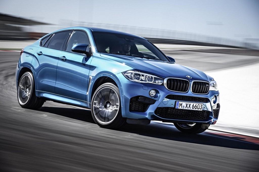 """BMW X6 M avrebbe fatto registrare il tempo di 8'20"""" nel giro del Nürburgring"""
