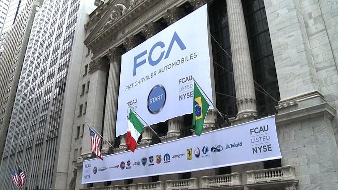 FCA US si accorda con NHTSA e per ora paga 70 milioni di dollari