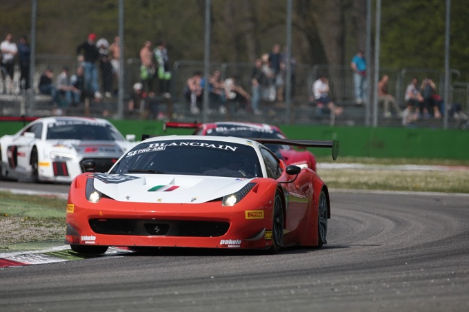 Ferrari 458 Italia, due esemplari trionfano alla Total 24 Hours of Spa