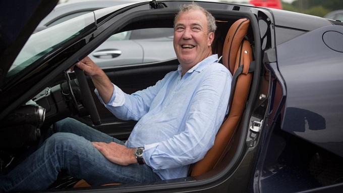 Ferrari 488 GTB, Jeremy Clarkson ha scelto il Cavallino Rampante