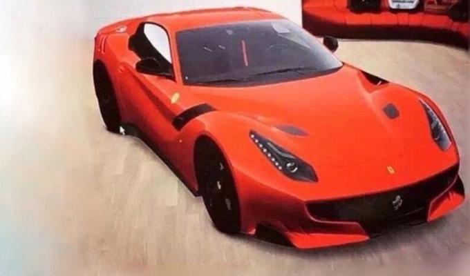 Ferrari F12 Speciale: potrebbe perdere 200 kg rispetto alla Berlinetta