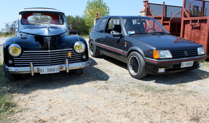 Galerie Peugeot: rivivere una storia di uomini e motori [VIDEO]