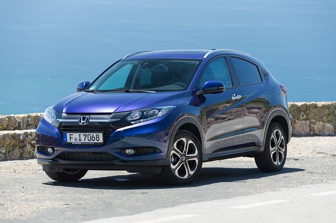 Nuovo Honda HR-V, prezzi da 20.350 euro