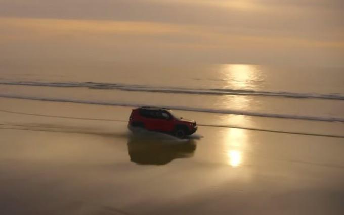 Jeep Renegade sinonimo di spirito libero nel nuovo spot con gli X Ambassadors [VIDEO]