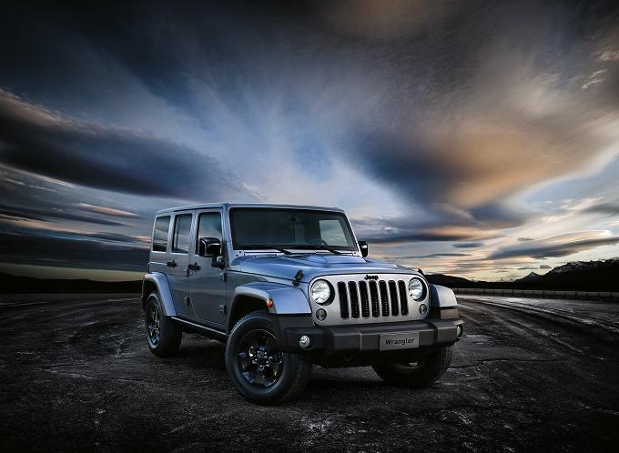 Jeep Wrangler Black Edition, si aprono gli ordini in Italia della serie speciale