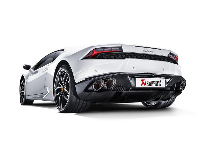 Lamborghini Huracan LP 610-4 - Slip-On Akrapovic