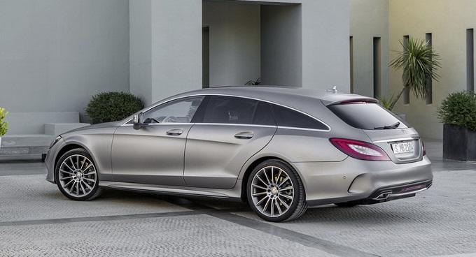 Mercedes CLS Shooting Brake, non ci sarà una seconda generazione