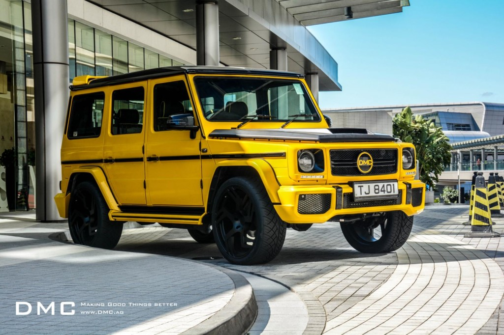 Mercedes G88 by DMC