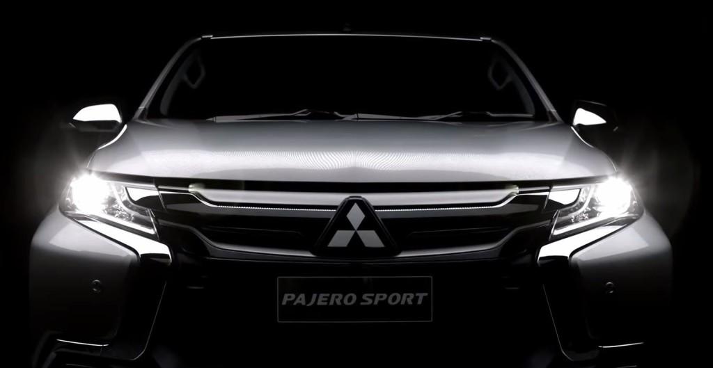 Mitsubishi Pajero Sport: VIDEO TEASER del nuovo modello