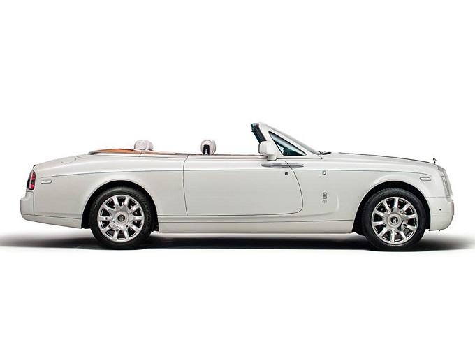 Rolls Royce Phantom Drophead Coupé Maharaja Peacock
