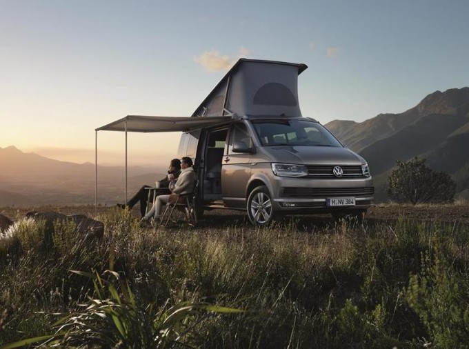Volkswagen al Salone del Camper 2015