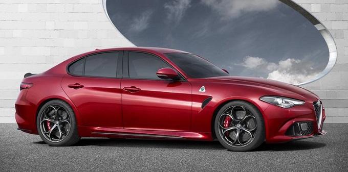 Alfa Romeo Giulia, il Quadrifoglio Verde sarà una sua esclusiva