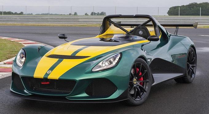 Lotus, il nuovo crossover sta prendendo forma