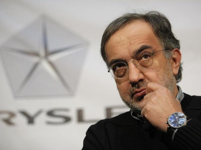 FCA, Sergio Marchionne conferma gli impegni del Gruppo italo-americano