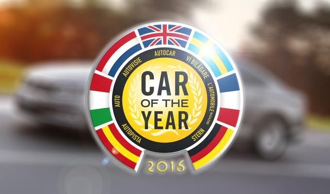 Auto dell'Anno 2016: annunciate le nomination ufficiali