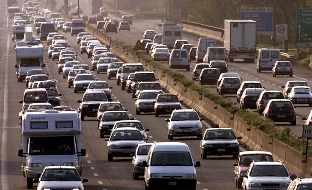 Esodo estivo, week-end di fuoco su strade e autostrade: 20 milioni di italiani in viaggio