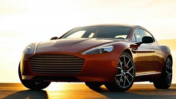 Aston Martin Rapide, entro due anni arriverà la versione elettrica
