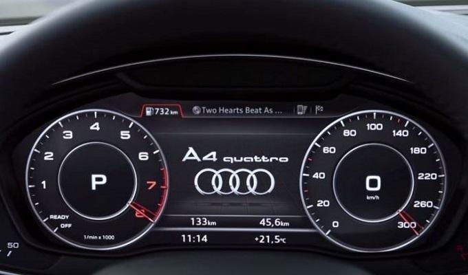 Audi A4 MY 2016: alla scoperta del nuovo Virtual Cockpit [VIDEO]
