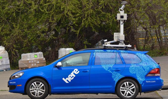 Audi, BMW e Mercedes annunciano l'acquisizione dei servizi Here di Nokia