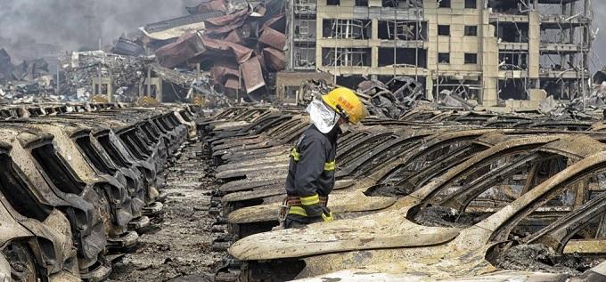 Disastro di Tianjin, le importazioni verranno dirottate verso altri porti