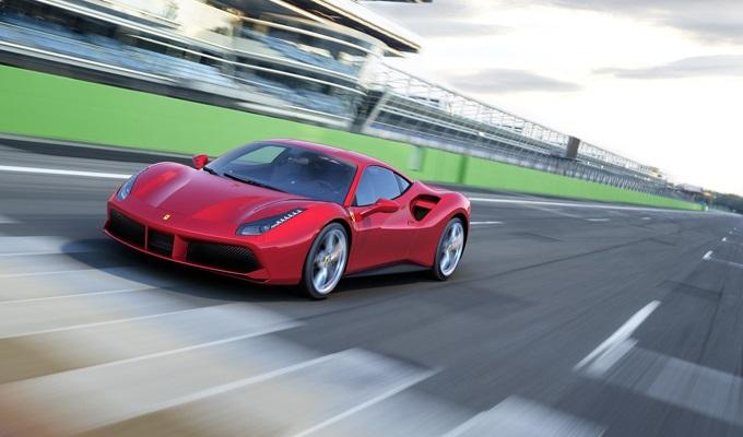 Ferrari 488 GTB, la versione GT3 sarà pronta prima del 2017