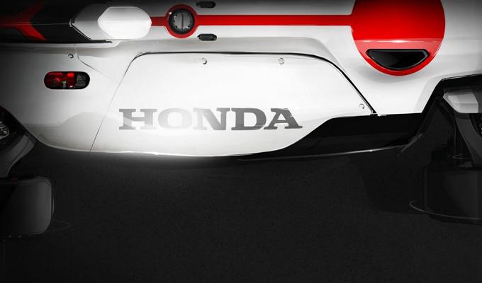 Honda Project 2&4: un ibrido tra moto e auto con il cuore della RC213V
