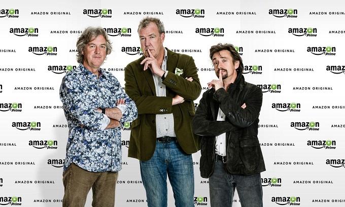 Amazon, 250 milioni di dollari per gli ex Top Gear UK
