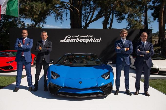 Lamborghini Aventador Roadster SuperVeloce, svelati i prezzi per l'Europa e gli Usa