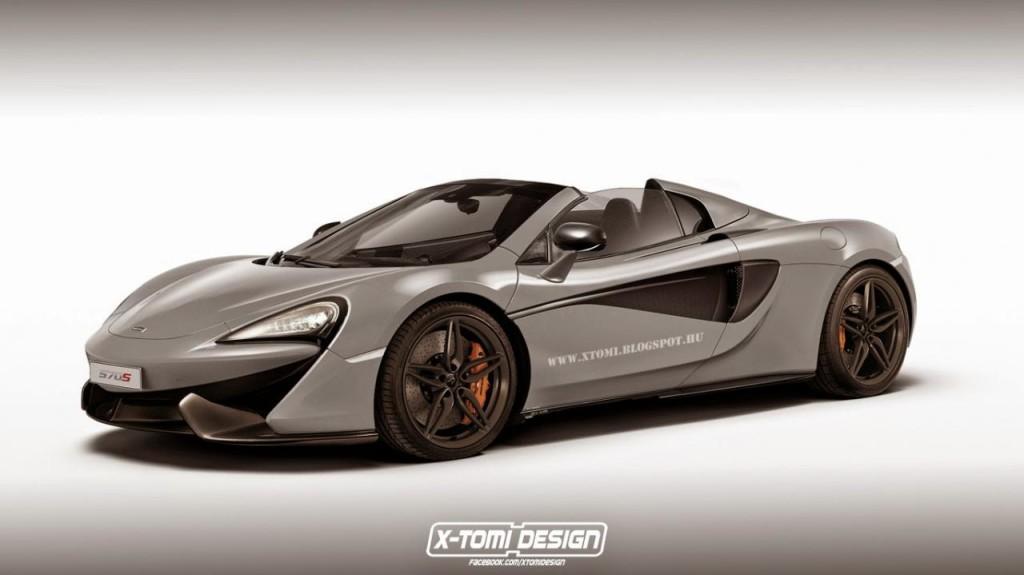 McLaren 570S GT, la Gran Turismo di Woking arriverà l'anno prossimo