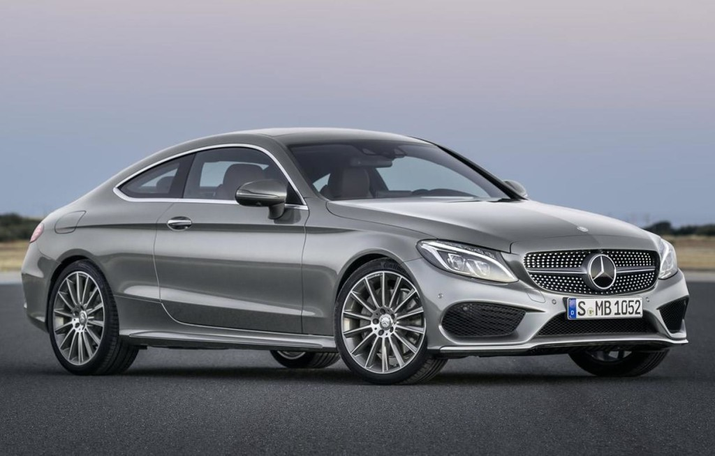 Mercedes Classe C Coupe MY 2016