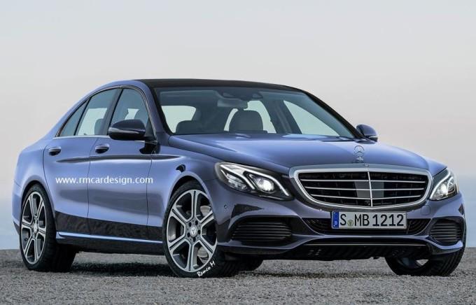 Nuova Mercedes Classe E: idea di stile nel rendering di RM Design