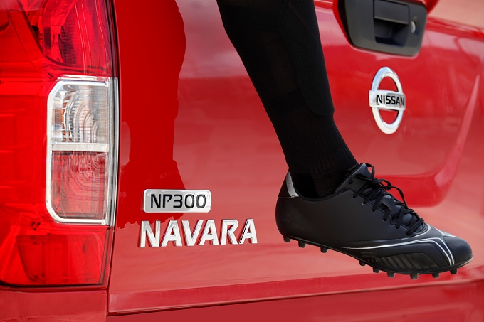 Nissan Navara NP300, il Salone di Francoforte si avvicina