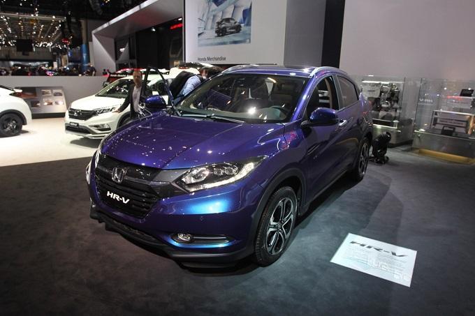 Nuova Honda HR-V, il prezzo elevato compenserà i costi d'importazione