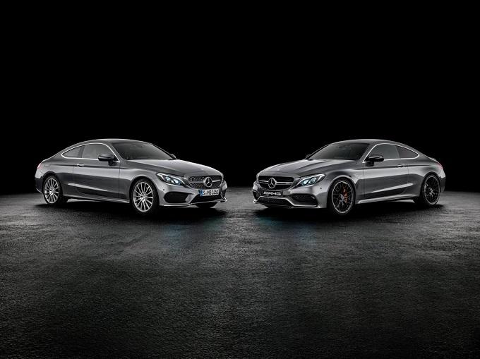 Nuova Mercedes-AMG C63 Coupé, diamo il benvenuto alla prima FOTO UFFICIALE
