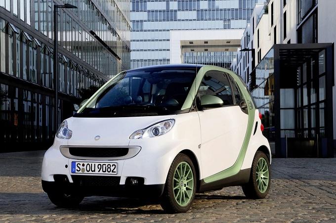 La Smart ForTwo Electric Drive non sarà più prodotta