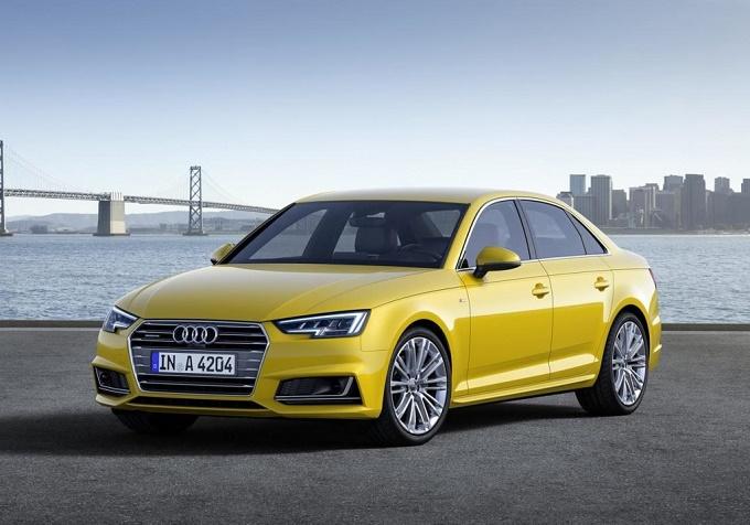 Nuova Audi A4, i clienti italiani la potranno avere a partire da 33.000 euro