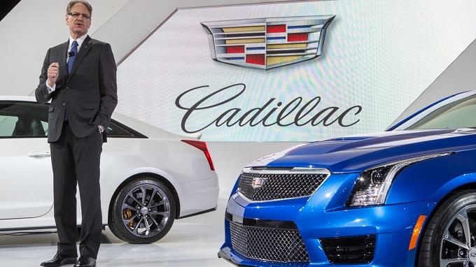 Cadillac, Johan de Nysschen vuole chiedere il divorzio a GM